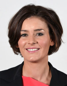 Kate O'Connell, TD