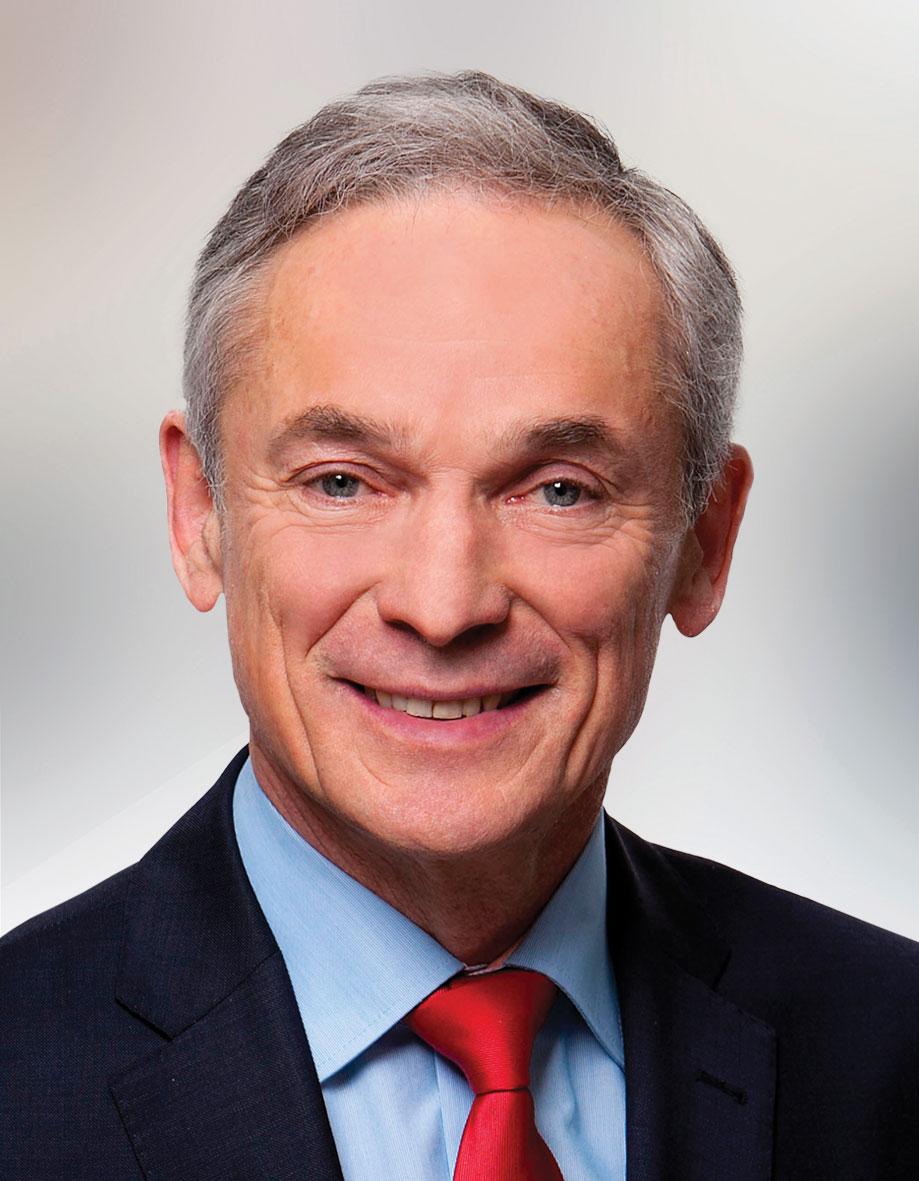 Richard Bruton, TD