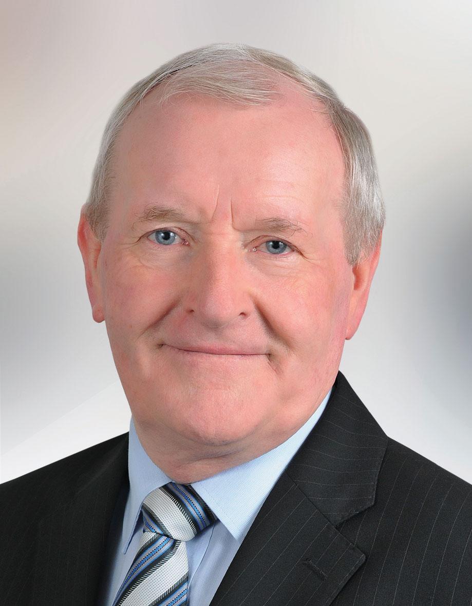 Tony McLoughlin, TD
