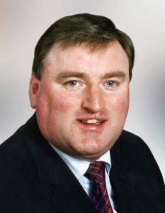 Cllr Tom Connolly